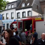 Brandheiss in Uerdingen 2012