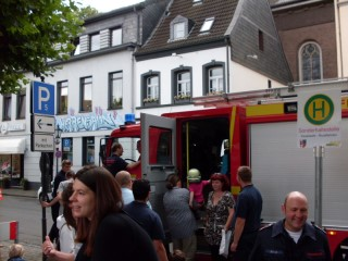 Brandheiss in Uerdingen 2012