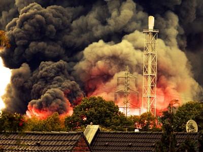 Compo Großbrand