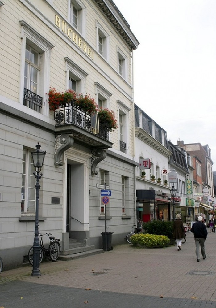 Bücherei Uerdingen