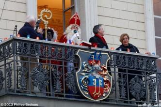 Sinterklaas 2013