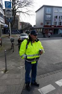 MP in Gladbach
