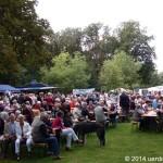 Jubiläumsfest Stadparkerweiterung