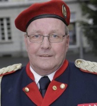Willi Strater Portrait