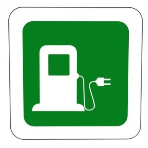 Elektro Auto Ladestation