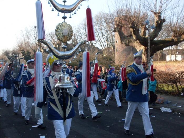 Uerdinger Spielfreunde Karneval 2015
