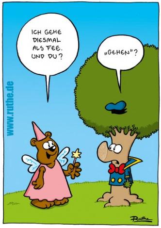Ruhte.de Cartoon
