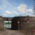 Rheindeichsanierung fast beendet