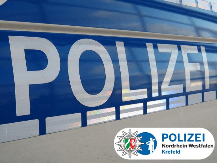 Polizeilogo NRW Krefeld