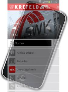 Artikelbild Krefeld App