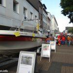 DLRG Schnellboot Rheinadler