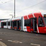 BOMBARDIER FLEXITY Outlook Niederflurbahn SWK