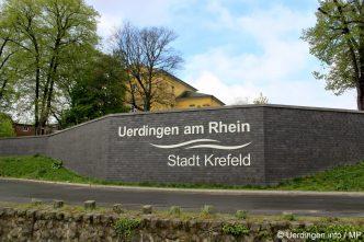 Aussichtsplattform Uerdingen am Rhein