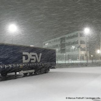 Schneetreiben DSV Trailer