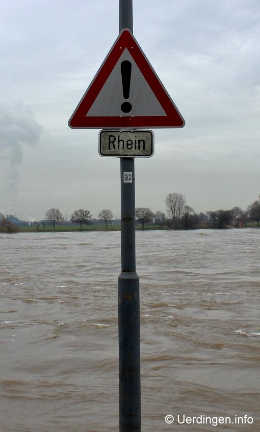 Vorsicht Rhein