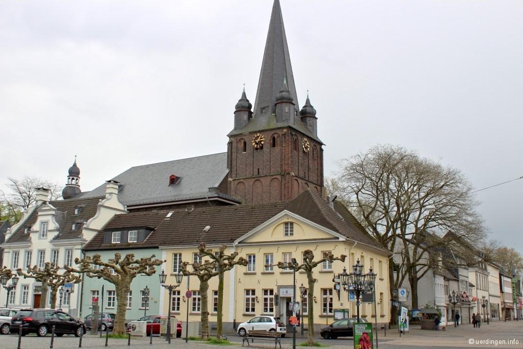 Pfarrkirche St. Peter in Uerdingen