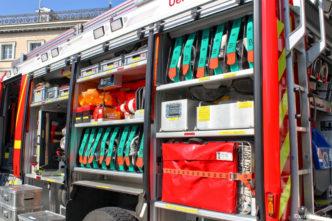Gerätewagen Feuerwehr