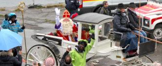 Sinter Klaas in Kutsche 2019